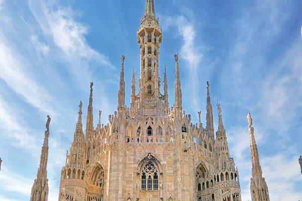 1. Convegno – tiburio del Duomo